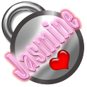 Jasmine Name Tag icon
