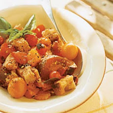 Tuscan Bread and Tomato Salad (Panzanella)