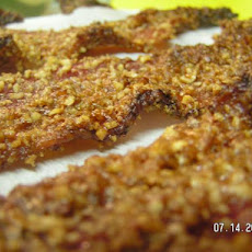 Bourbon-Praline Bacon