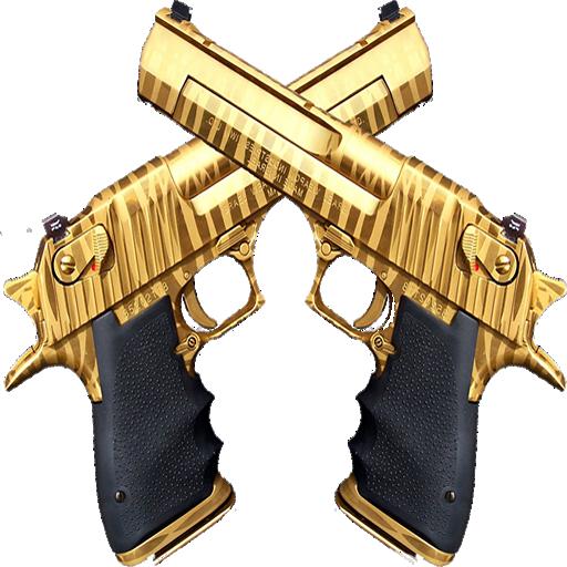 槍:沙漠之鷹 LOGO-APP點子