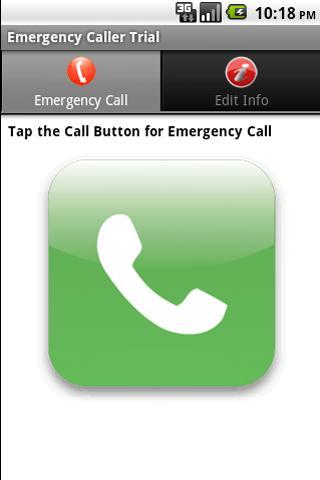 Emergency Caller Lite