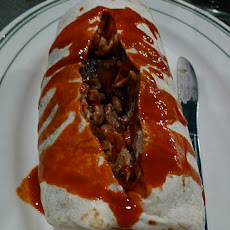Kidney Bean Burritos