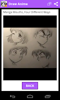 Screenshot of Draw Anime - Manga Tutorials