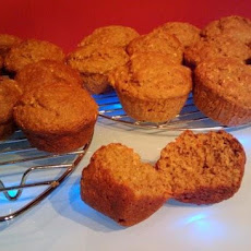 Oatmeal Bran Muffins (Amish Friendship Bread Starter)