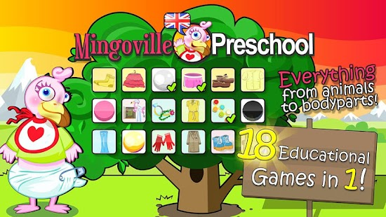 Free Download English for Kids - Preschool APK for Blackberry