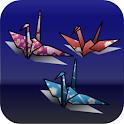 Origami/Tsuru LiveWallpaper icon