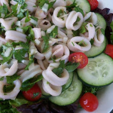 Squid Salad