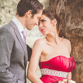 Adam,s and Angel special  by Pedro Miguel - People Couples ( london, vintage, weeding, couples,  )