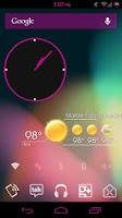 Screenshot of Pink Jelly CM10 Theme Chooser
