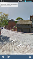 Screenshot of Freedom Trail Boston