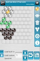 Screenshot of Frozen Bubble Level Editor