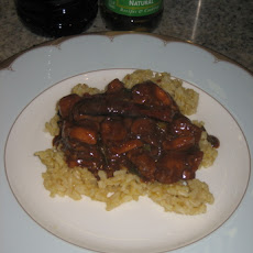 The Have Your Cake and Eat It Too - General Tso's Chicken