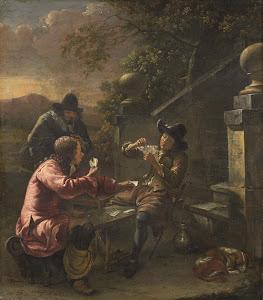 RIJKS: Johannes Natus: painting 1660