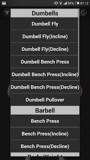 Fitness Trainer: GYM Workout - screenshot