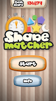 Screenshot of Shape Matcher