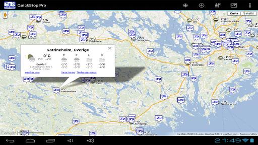 Quickstop Pro - screenshot