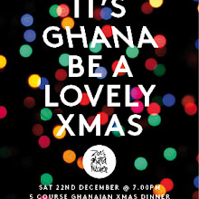 It's Ghana Be a Lovely Xmas