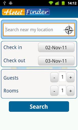 ホテルファインダー - ホテルを予約