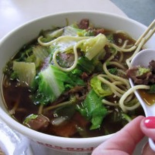 Lettuce Soup Noodles Recipes