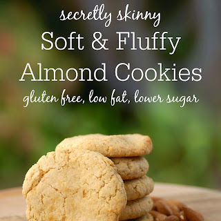 Secretly Skinny Almond Meal Cookies
