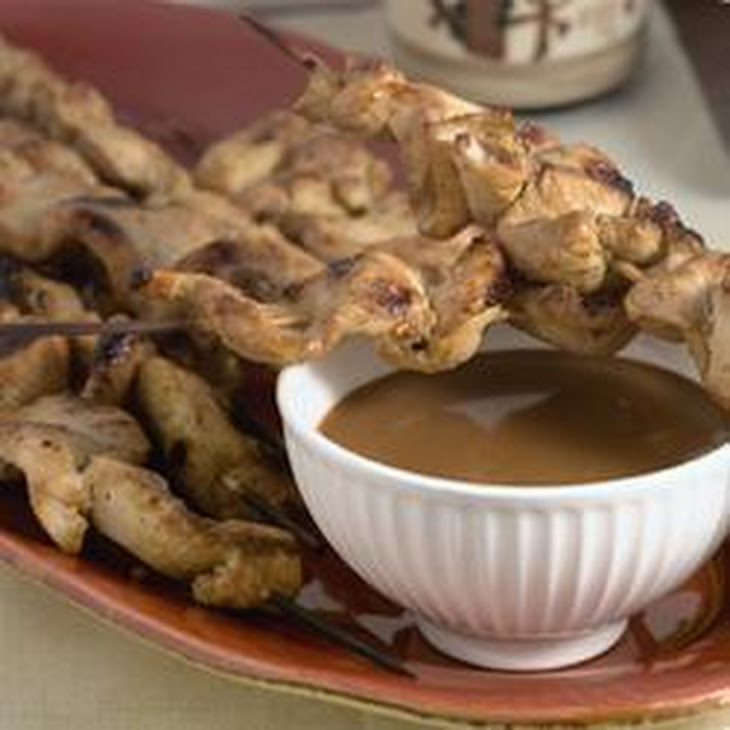 creamy satay chicken peanut sauce chicken satay blog chicken satay