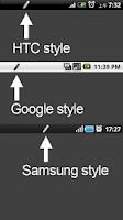Screenshot of Sticky Notes