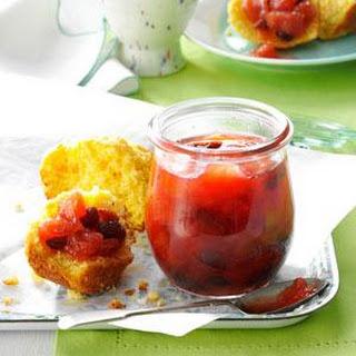 Rhubarb Marmalade Raisin Recipes