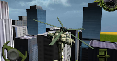Screenshot of Military Helicopter Flight Sim