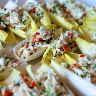 Simple Crab Salad