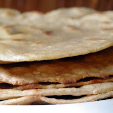 Whole Wheat Flatbread
