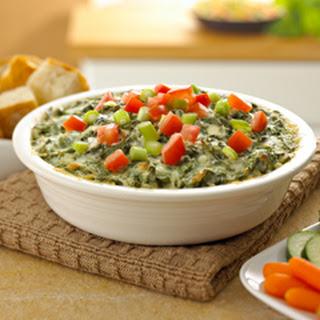 Warm Parmesan Spinach Dip Recipes