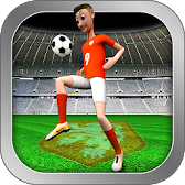 Netherlands Football Juggler APK Icon