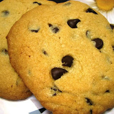 Jessica's Chocolate Chip Cookies