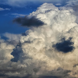 langit sore itu by Tt Sherman - Landscapes Cloud Formations ( clouds, sky, afternoon, cloudscape )