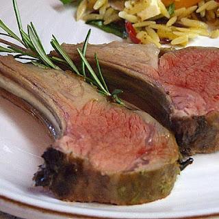 Balsamic Rosemary Rack Of Lamb Recipes