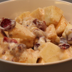 Apple Cranberry Salad
