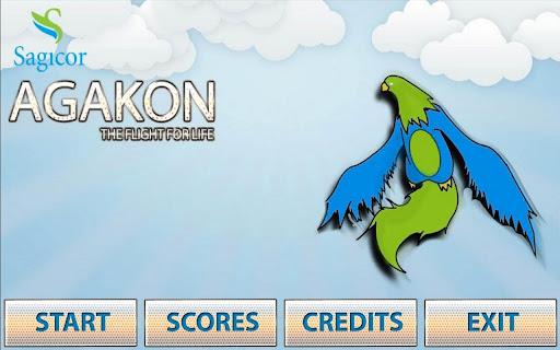 Agakon The Flight for Life