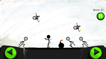 Screenshot of The Solitary Fight