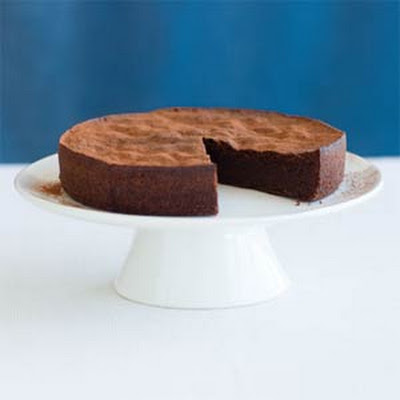 Chocolate Citrus Almond Torte
