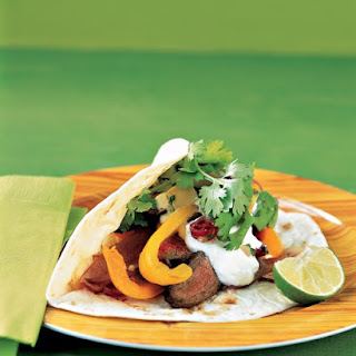 Baked Beef Fajitas Recipes