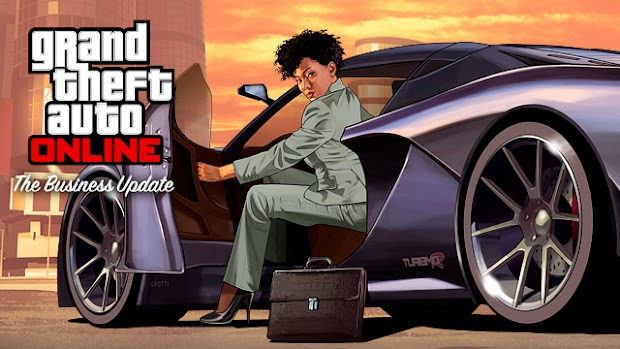 The Business update for GTA Online to arrive next week