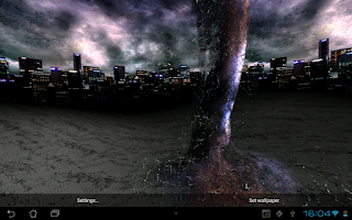Screenshot of Tornado 3D