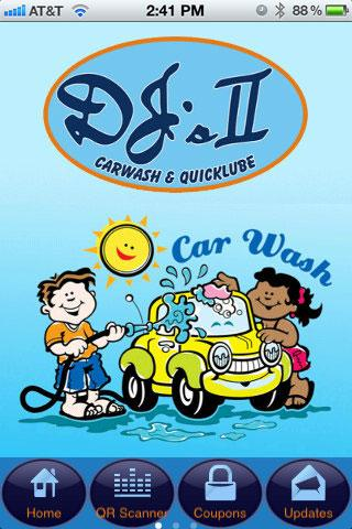 DJ's II Car Wash Quick Lube