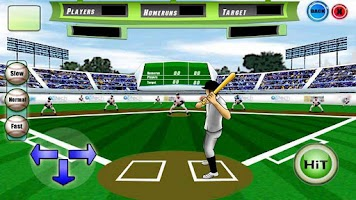 Screenshot of BaseBall 2012 9 innings Free