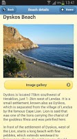 Screenshot of Heraklion Beaches - Crete