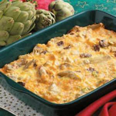 Artichoke, Leek And Potato Casserole Recipes — Dishmaps
