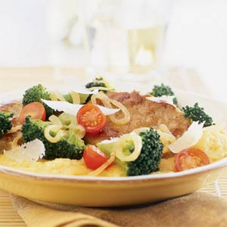Braised Broccoli With Orange And Parmesan Recipes — Dishmaps