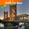 Sacramento Street Map icon