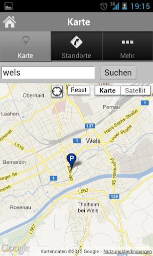 Parking in Austria by WKO