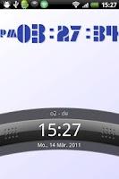 Screenshot of Clock Styler